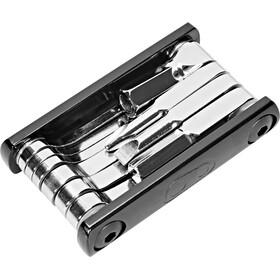 Crankbrothers F10 Multi Tool, black/silver